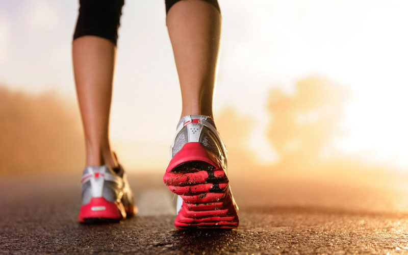 stress incontinence may be a problem during exercise