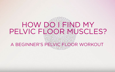 How to Find Your Pelvic Floor